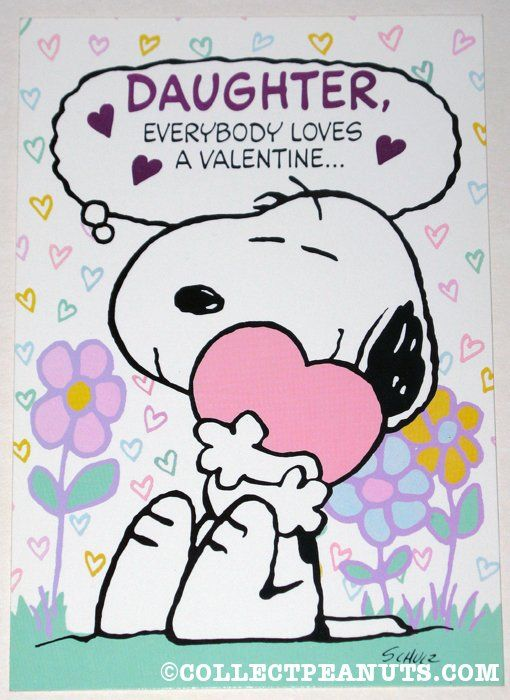 Peanuts valentines day cards snoopy charlie brown and peanuts gang peanuts valentines day cards m4hsunfo Image collections