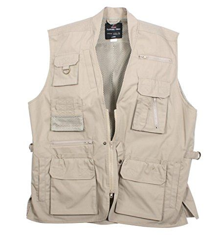 Plainclothes Concealed Carry Vest-Khaki-small Rothco http://www.amazon.com/dp/B0048NYIFS/ref=cm_sw_r_pi_dp_.p4Oub1QKGXK4  $64.00