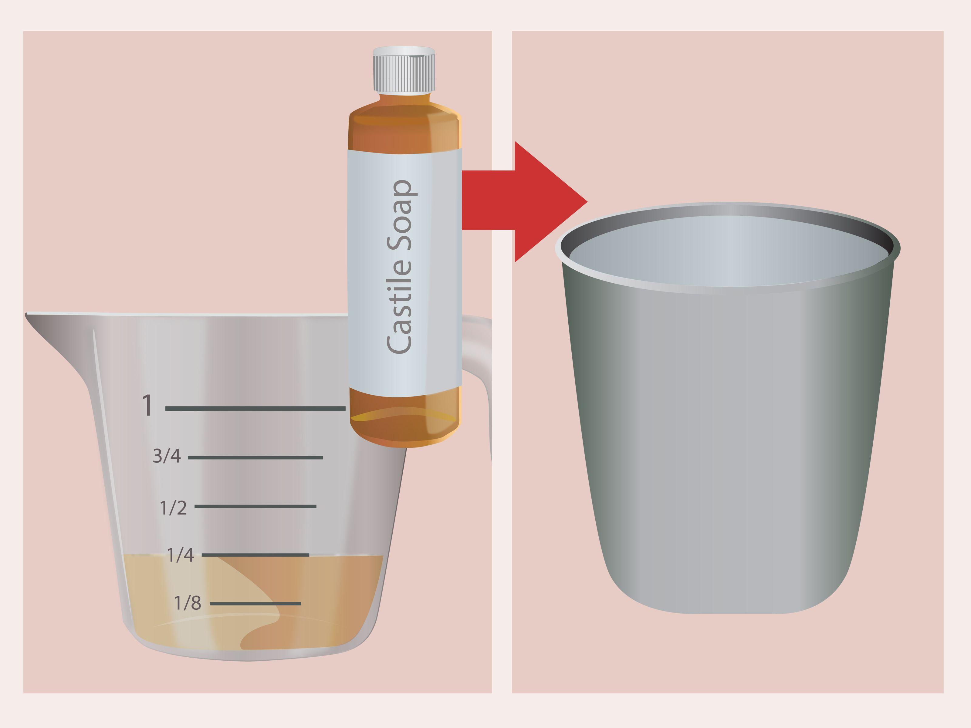 Use Castile Soap Liquid castile soap, Homemade car wash