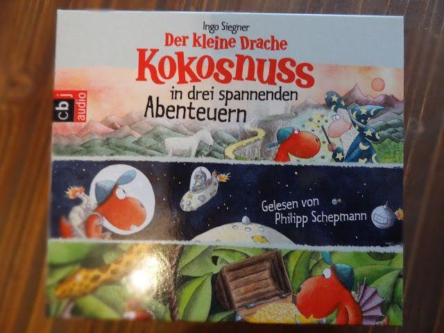 Filines Testblog: Der kleine Drache Kokosnuss oder wie man Kids an H...