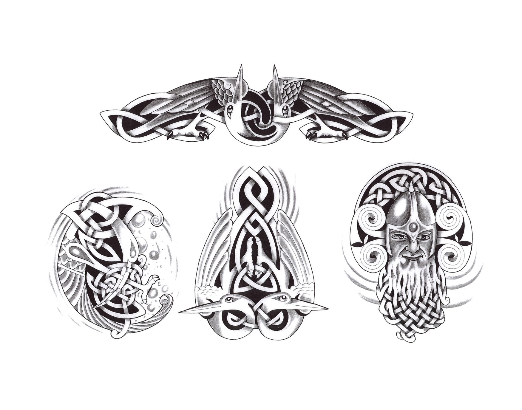 tattoo vorlagen celtic tattoo. Black Bedroom Furniture Sets. Home Design Ideas