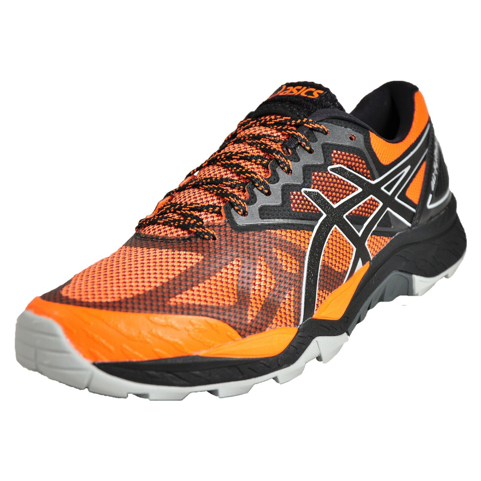 fc5d89aef Asics Gel FujiTrabuco 6 Mens All Terrain High Performance Trail Running  Shoes Gr