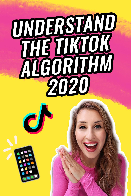 Tiktok Algorithm 2020 Algorithm Online Entrepreneur Grow Instagram