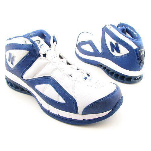 Seis receta Citar  New Balance 904 (BB904RY) Men's Basketball Shoes (White/Royal) 15 2E, new  in box… | Shoes | Basketball shoes, Shoes, Men