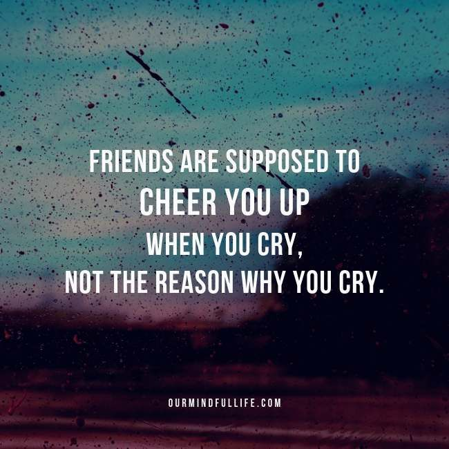 38 Fake Friends Quotes To Keep You Away From False