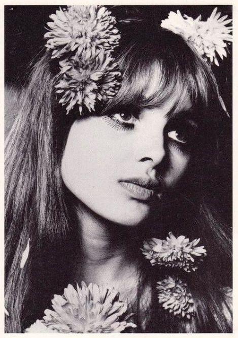 Biba girl, Maddie Smith, 1967.