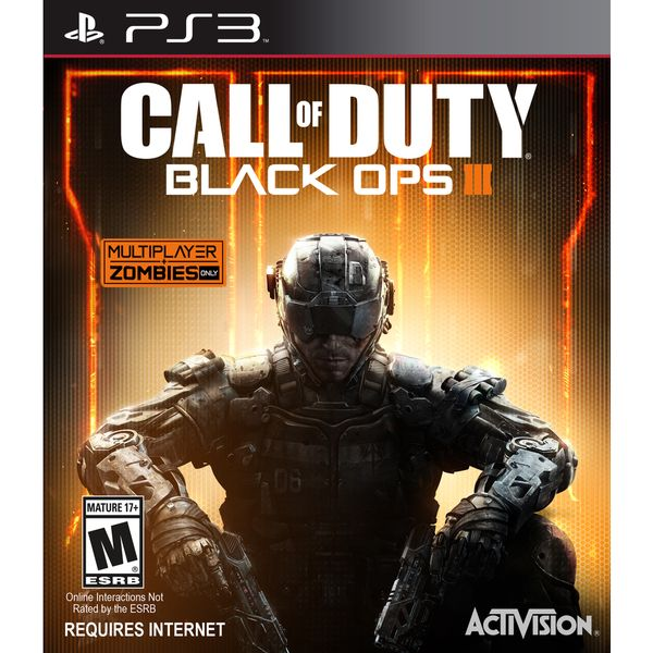 #BlackFriday2015 PS3 - Call Of Duty: Black Ops 3 http://www.overstock.com/Books-Movies-Music-Games/PS3-Call-Of-Duty-Black-Ops-3/10317052/product.html?CID=245307