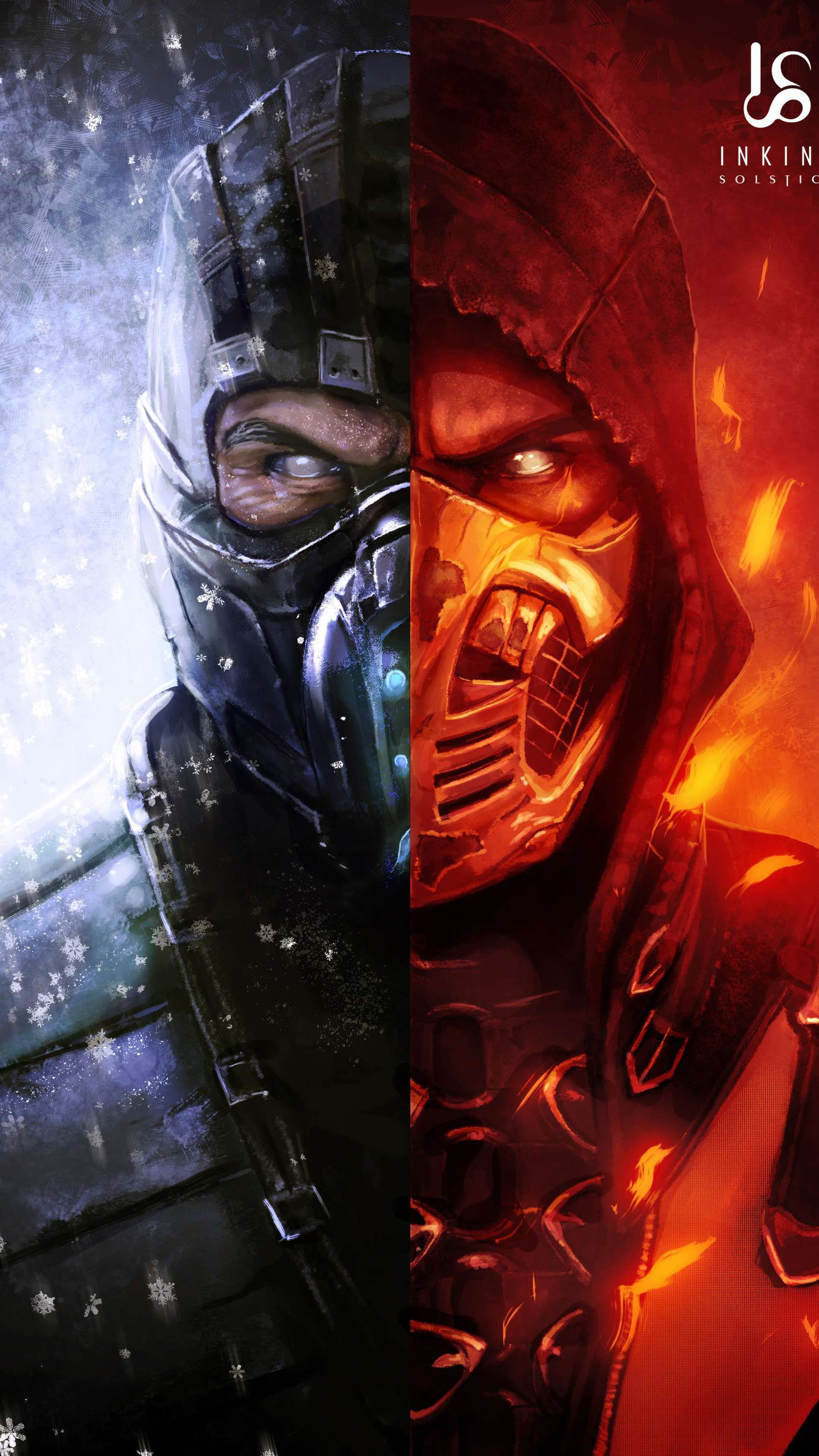 Mortal Kombat Wallpaper Mortal Kombat Art Mortal Kombat X