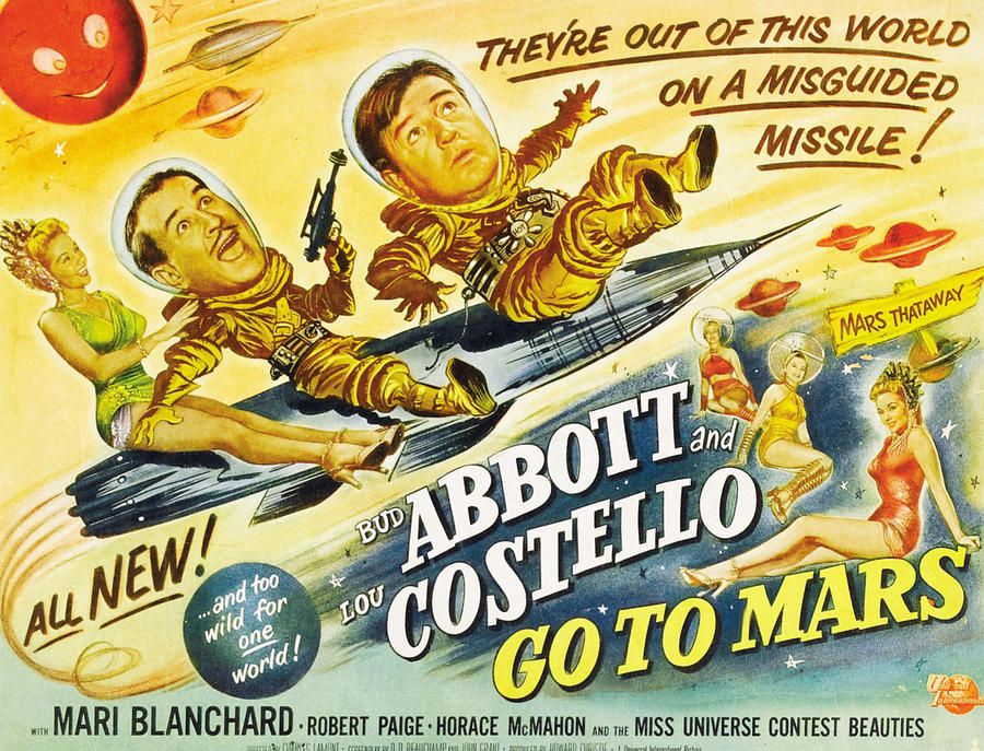 Download Abbott and Costello Go to Mars Full-Movie Free