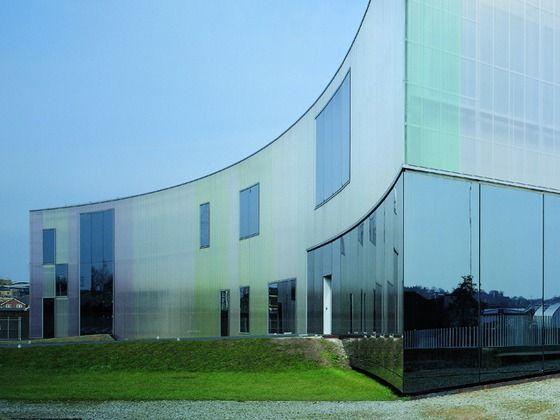 Laban Centre in London | DETAIL inspiration | Herzog + De Meuron