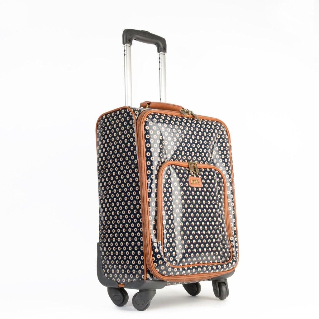 001c4bfbd misako :sara maleta | Marcas Top 5 | Maleta de cabina, Maletas y ...