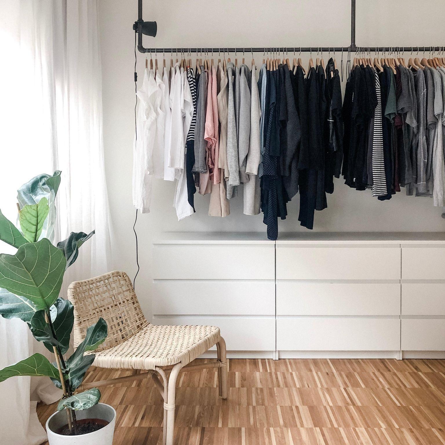 Endlich Ordnung im Kleiderschrank mit der offenen Lö... - Welcome to Blog