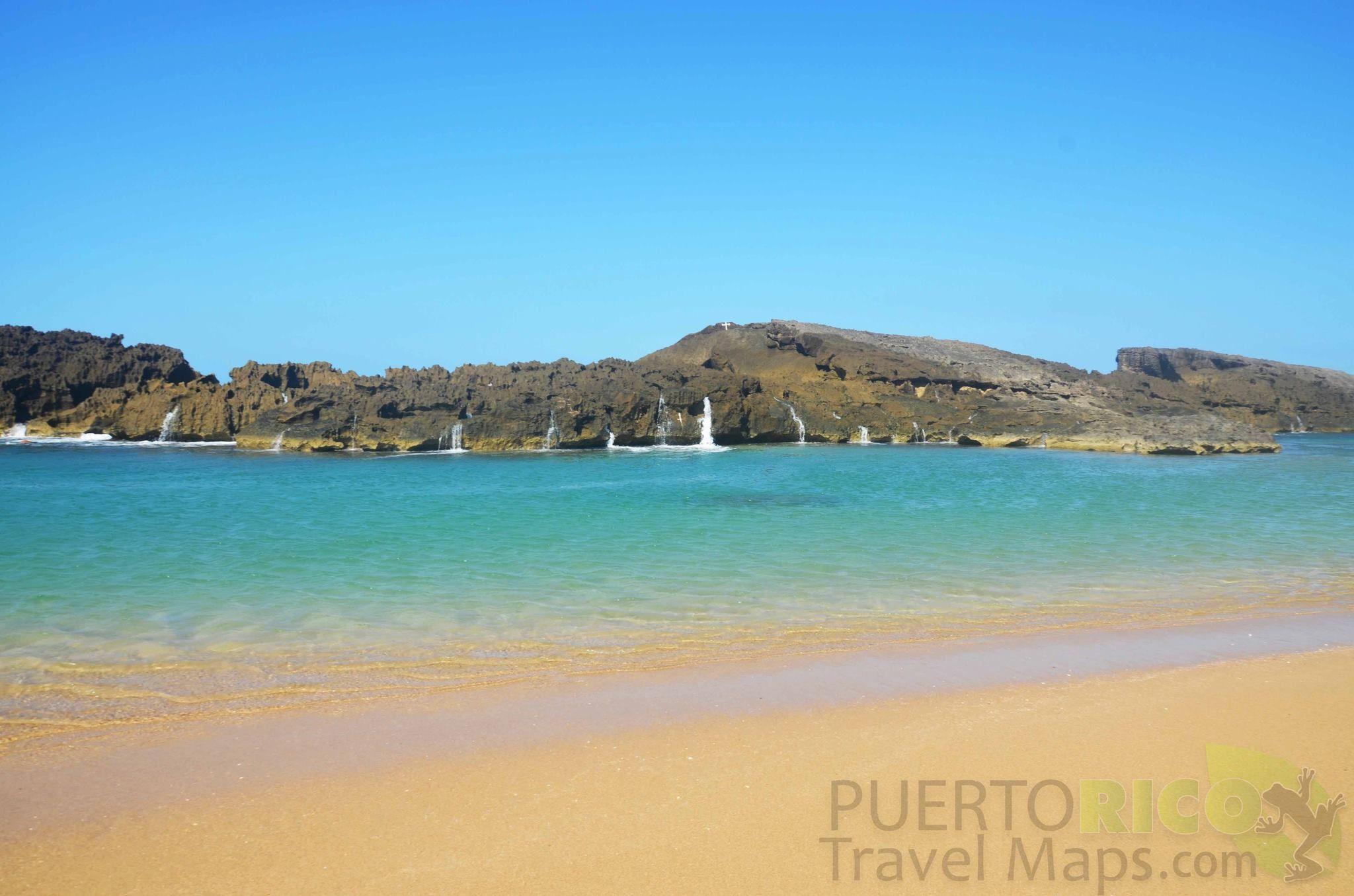 Playa Puerto Nuevo Vega Baja Rico