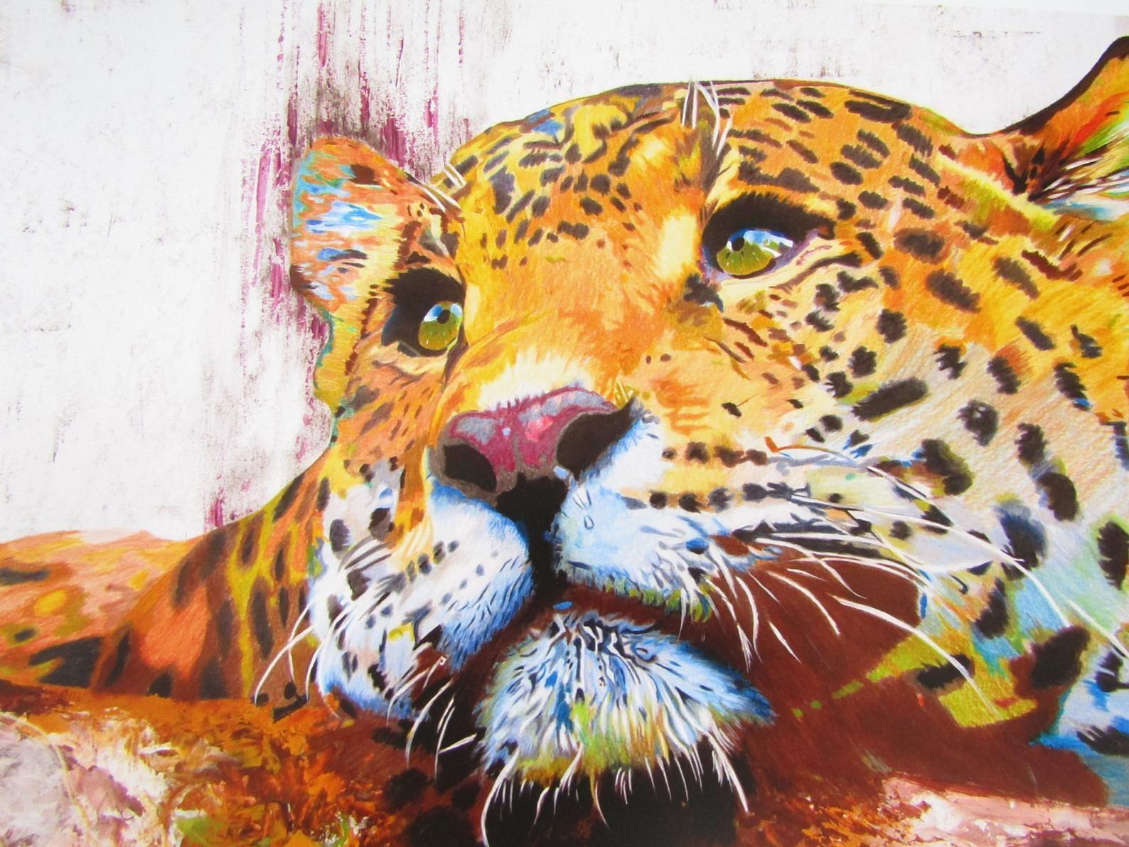Jaguar Print Jaguar Art Jaguar Art Print Jaguar Wall Art Etsy In 2021 Jaguar Print Etsy Wall Art Big Cats Art