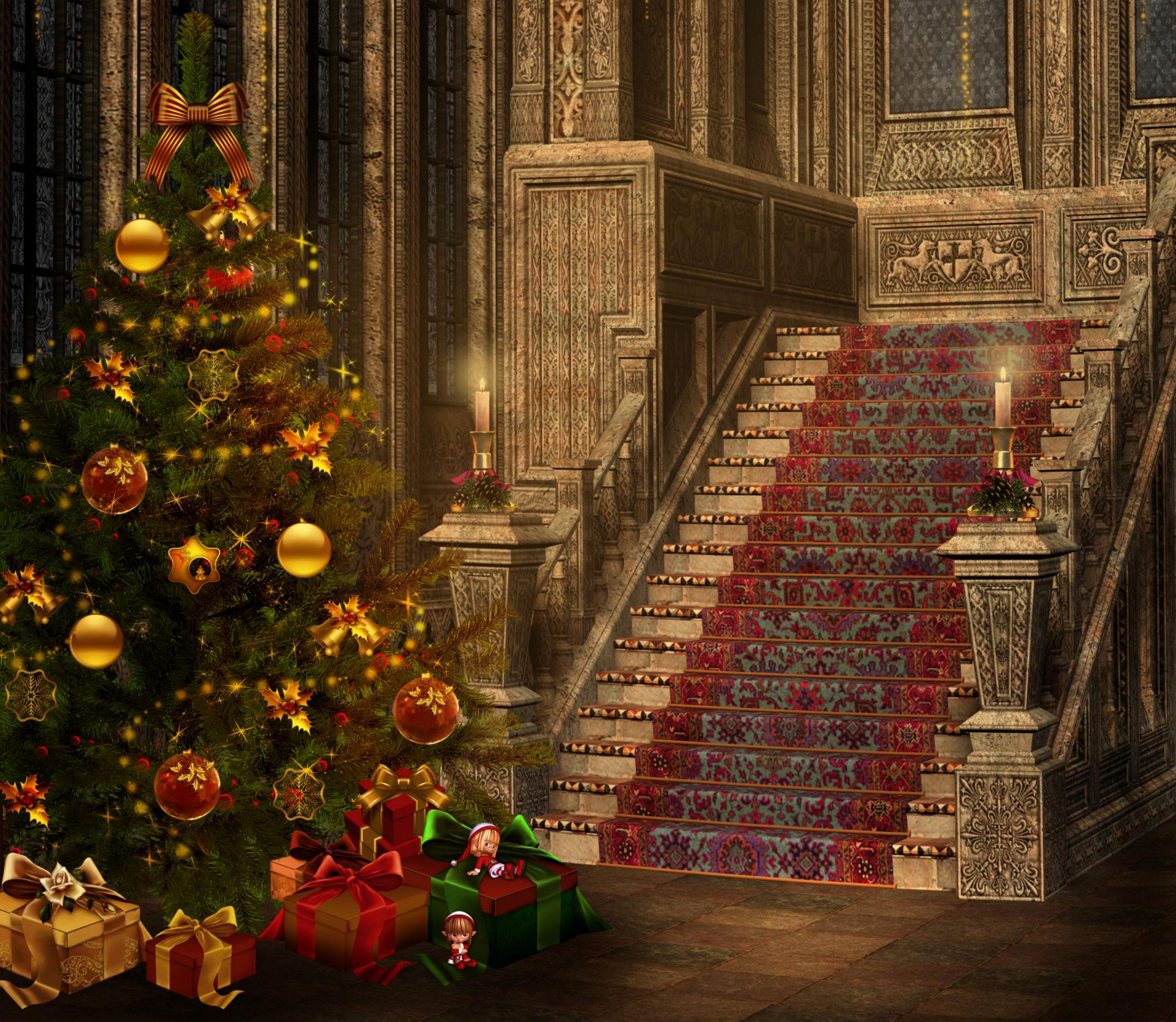 Christmas Magic HD Wallpapers