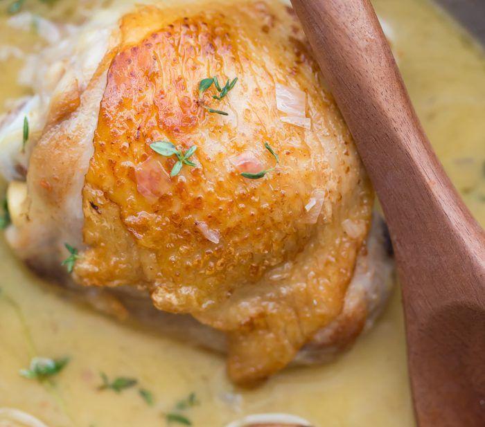 Quick Chicken Brine, Brine
