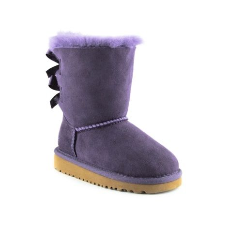 800e1cec203 Shop for ToddlerYouth UGG Bailey Bow Boot in Purple at Journeys Kidz ...