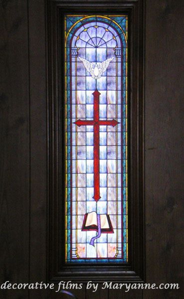 Image Result For Decorative Church Window Film Window Film