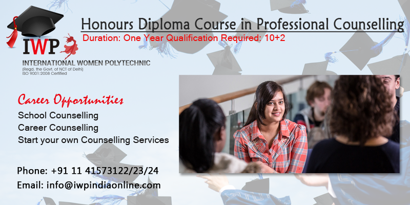 Learn More About Careeropportunities In Professionalcounselling At Iwp Http Www Iwpindiaonline Com Counseling Admissions Counselor Career Opportunities