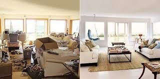 Image Result For Cluttered Room Before And After Closet