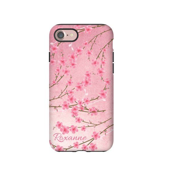 cherry blossom iphone 8 case