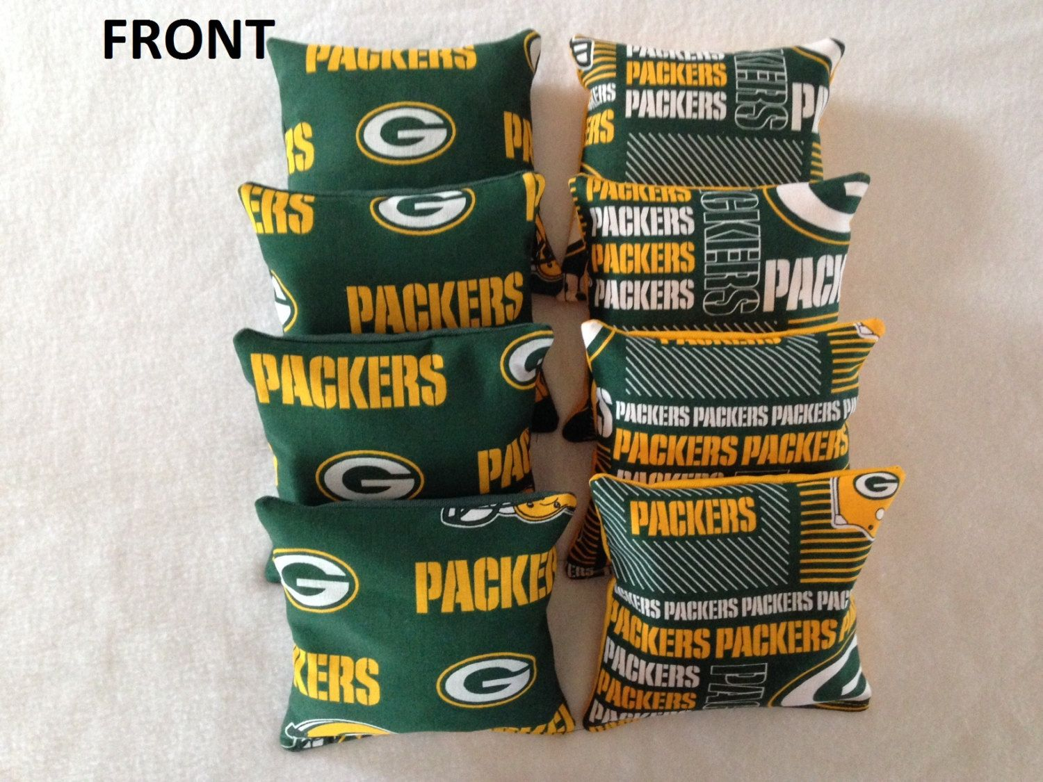 Fantastic Pin By Beverly Zientara On Corn Hole Bags Green Bay Evergreenethics Interior Chair Design Evergreenethicsorg