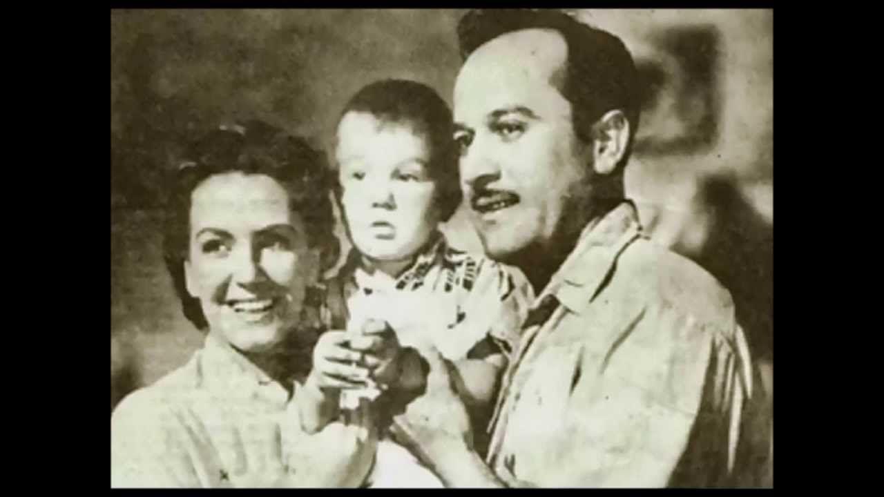 Marga Lopez Y Pedro Infante