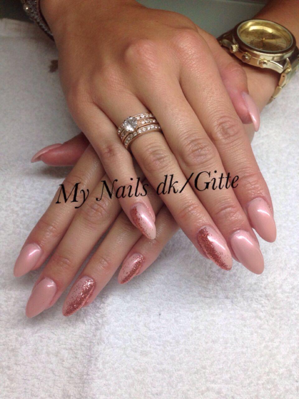 CND Brisa Gel Nails. CND Shellac /additiv ❤ nailart, nail design ...
