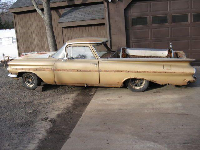 1959 Chevrolet El Camino Belair Impala Other For Sale Photos