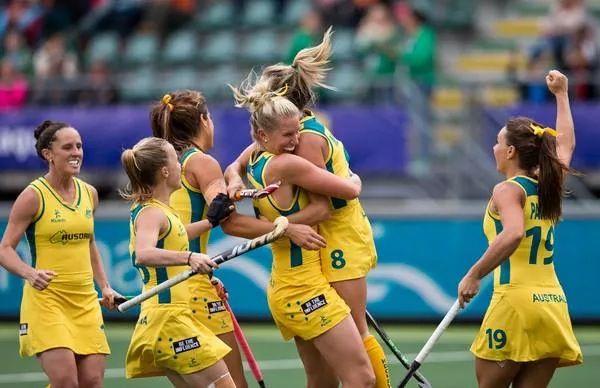 Field Hockey Australia Rabobank Hockey World Cup 2014 Field Hockey Sport Hockey Women S Hockey