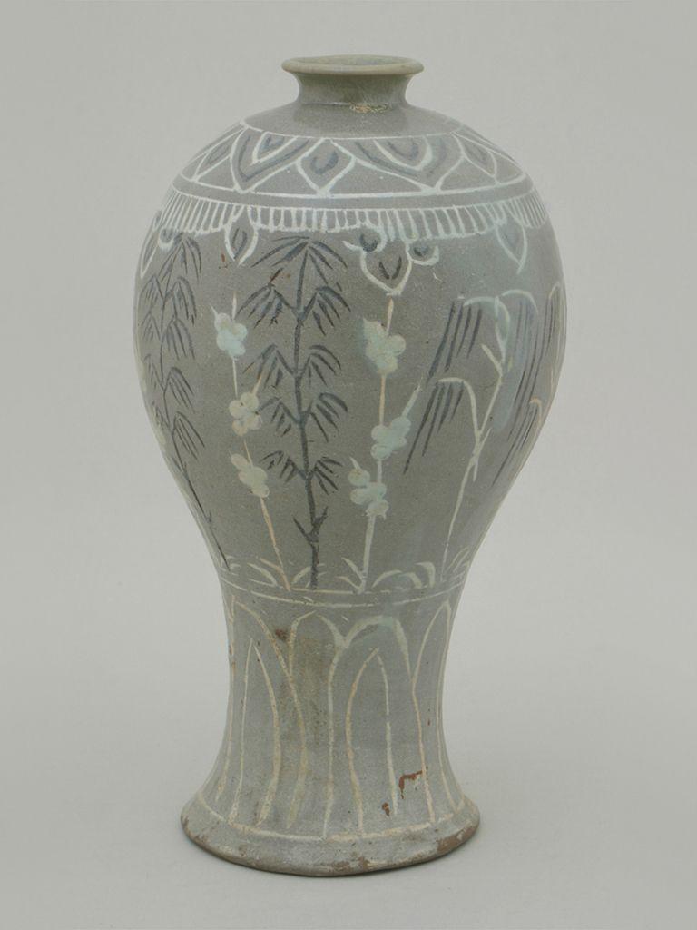 Korea buncheong porcelain vase ca 15th century ce joseon korea buncheong porcelain vase ca 15th century ce joseon kingdom korea reviewsmspy