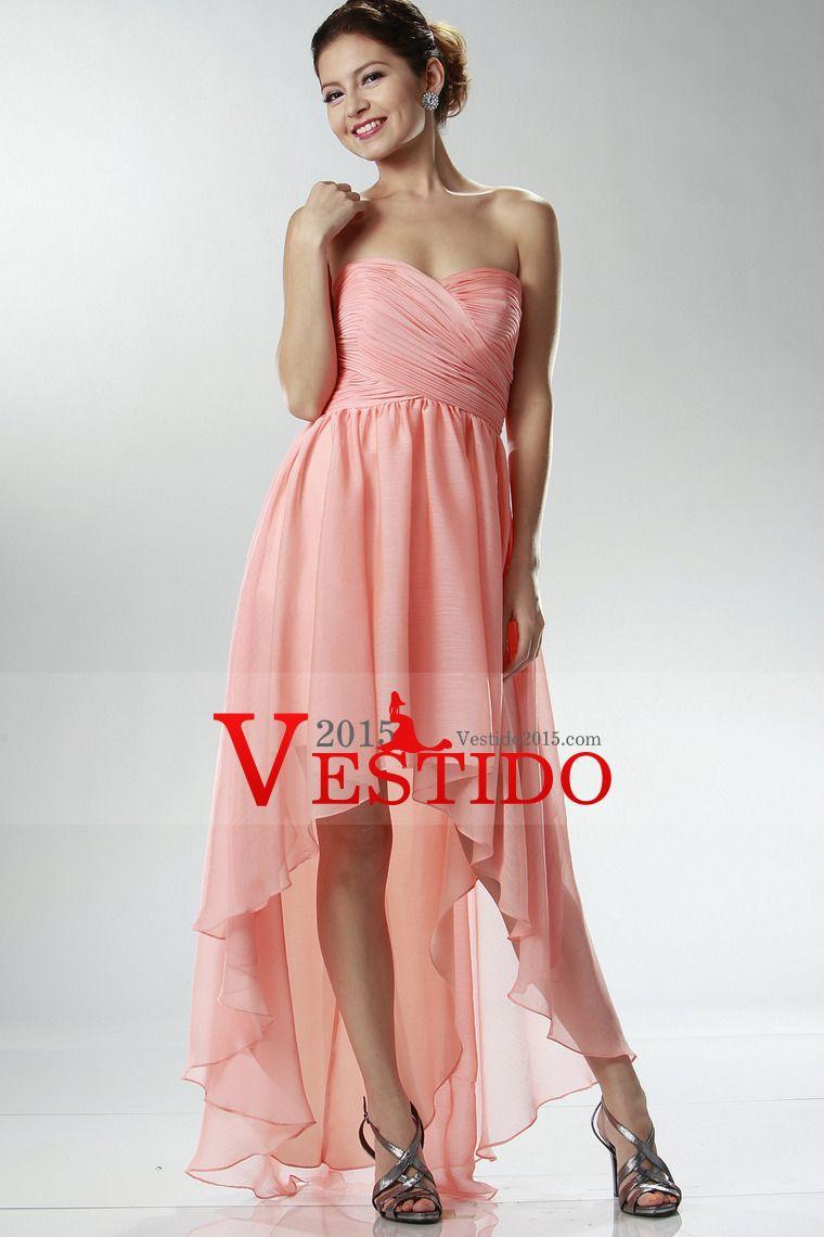 Vestidos de partido / vestidos formales / baile vestidos largos ...