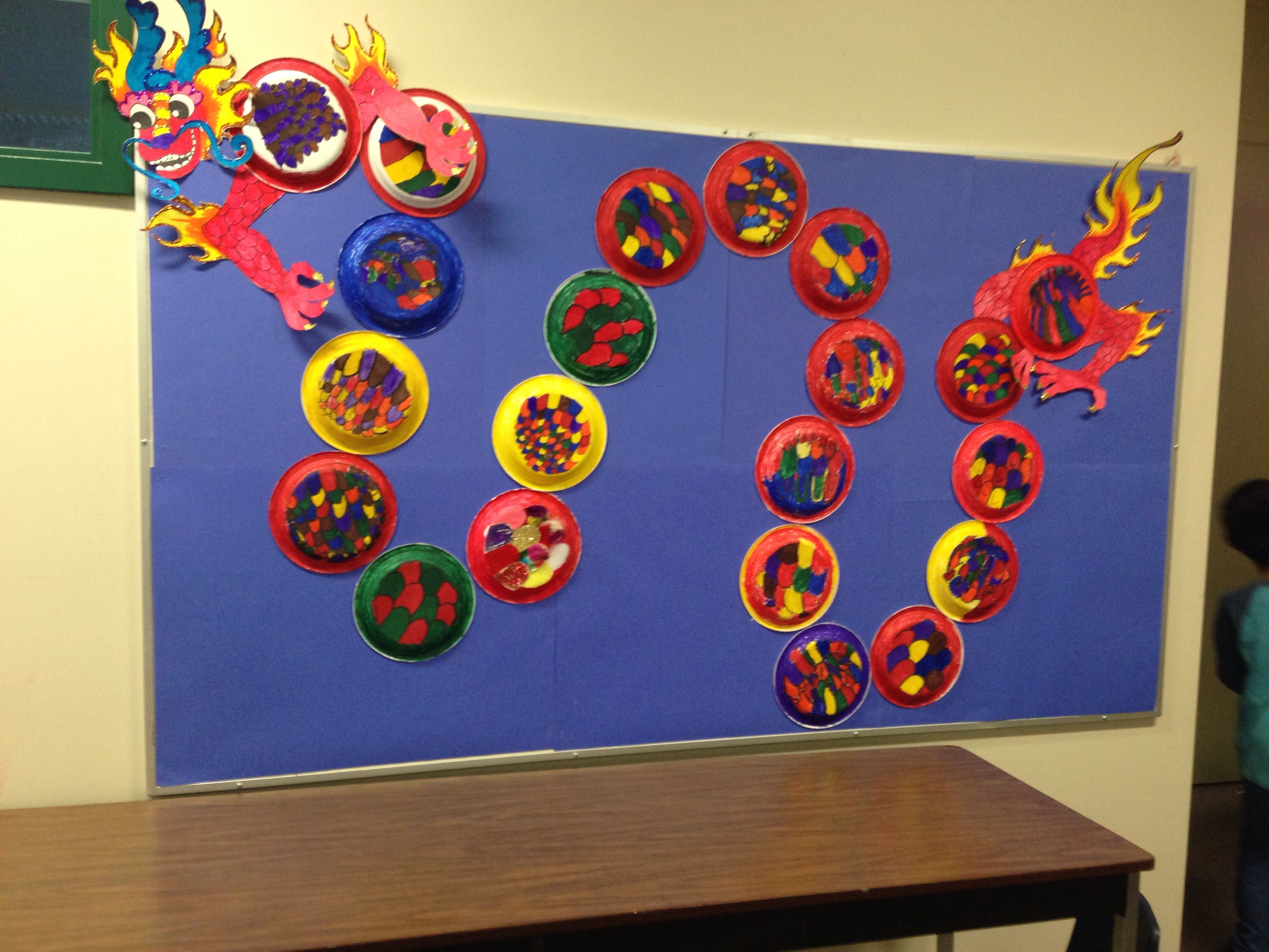 Chinese New Year craft and bulletin board | Chinese new ...