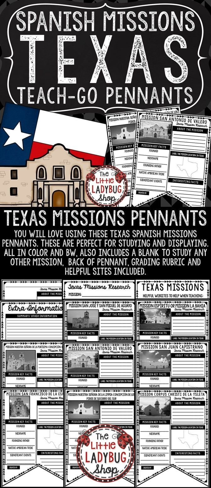 texas missions unit activity alamo spanish missions texas history research third grade things. Black Bedroom Furniture Sets. Home Design Ideas