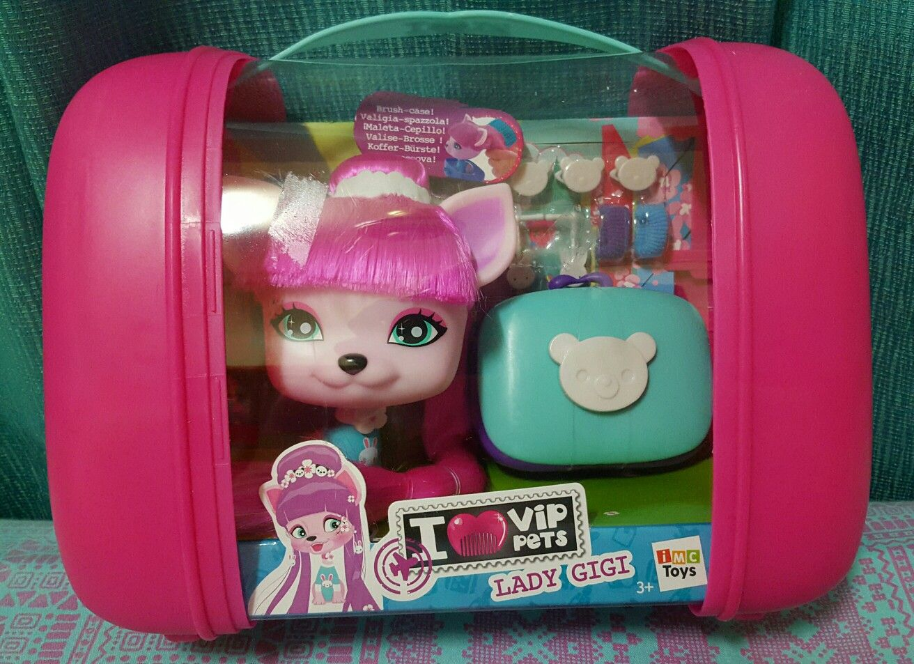 I Love Vip Pets Lady Gigi Mc Toys Pets Toys