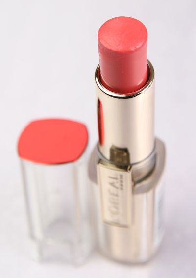 L oreal dating coral lipstick