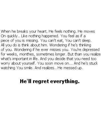 Quotes About Breakups Breakup Quoteso Trueso Happy I've Learned From This And Moved On .