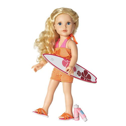 Toys R Us Journey Girls : Journey girls inch doll fashion outfit beach