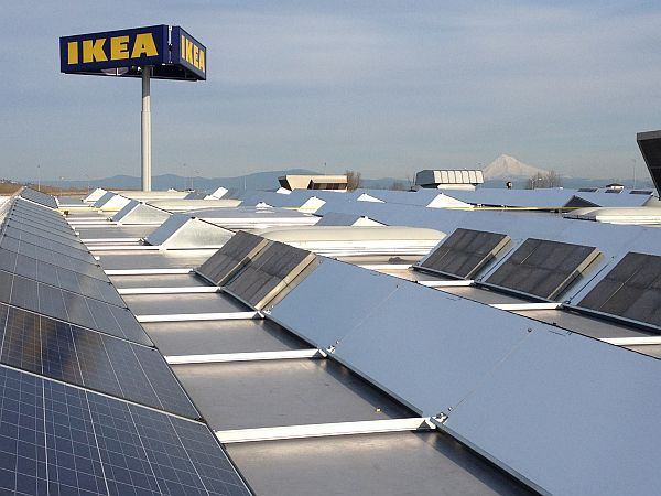 Ikea Solar Panels Will Commence Marketing In The Uk Fashion Meets