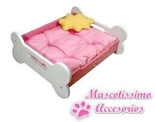 Camas de perros en madera buscar con google cama para for Camas para perros de madera
