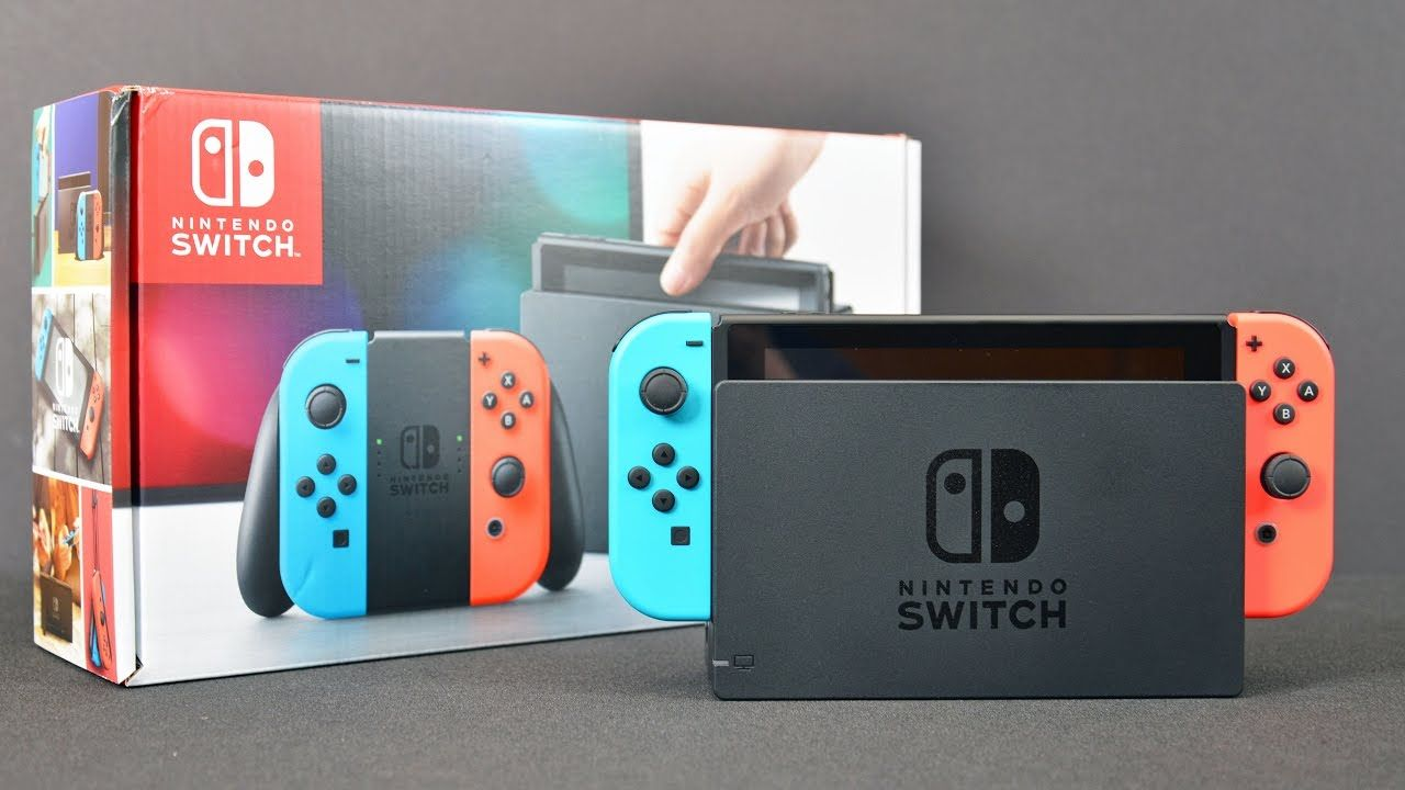 Nintendo Switch Unboxing Review In 2020 Nintendo Switch Grey Consoles Switch
