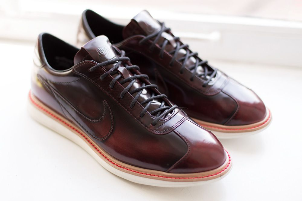 Men's Nike 1972 QS Deep Red / Deep Red Shoes