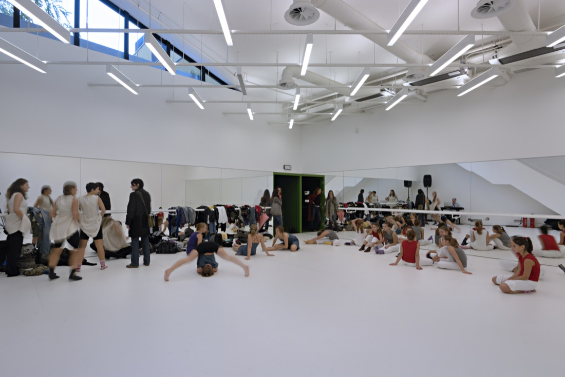 Gallery Of Zagreb Dance Center 3lhd 3 Dance Rooms Zagreb Dance