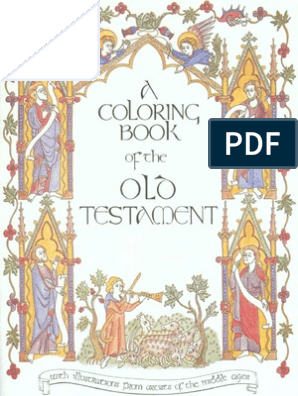 Bellerophon Coloring Book Of The Old Testament Coloring Books Books Deck