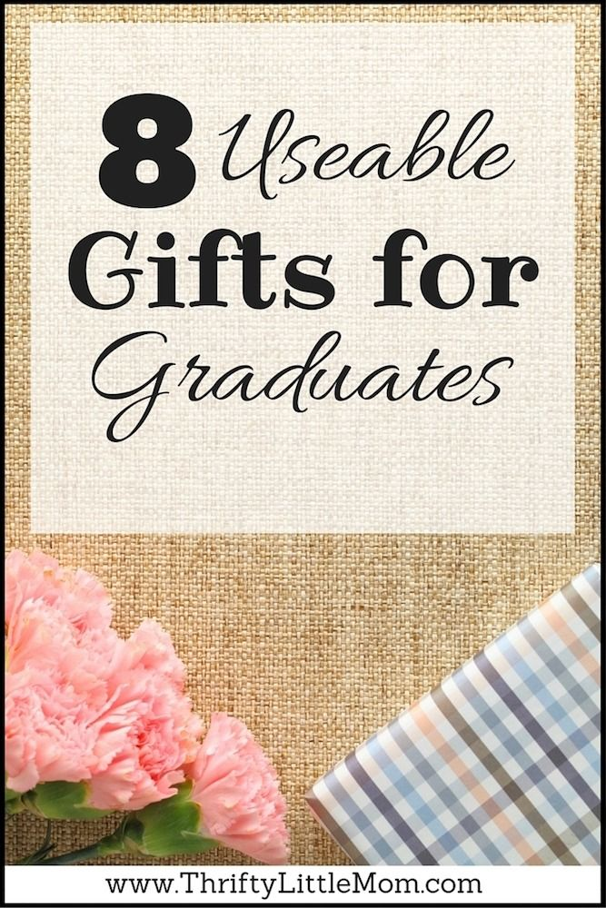 8 Usable Gifts for Graduates | Graduation gifts for guys ...