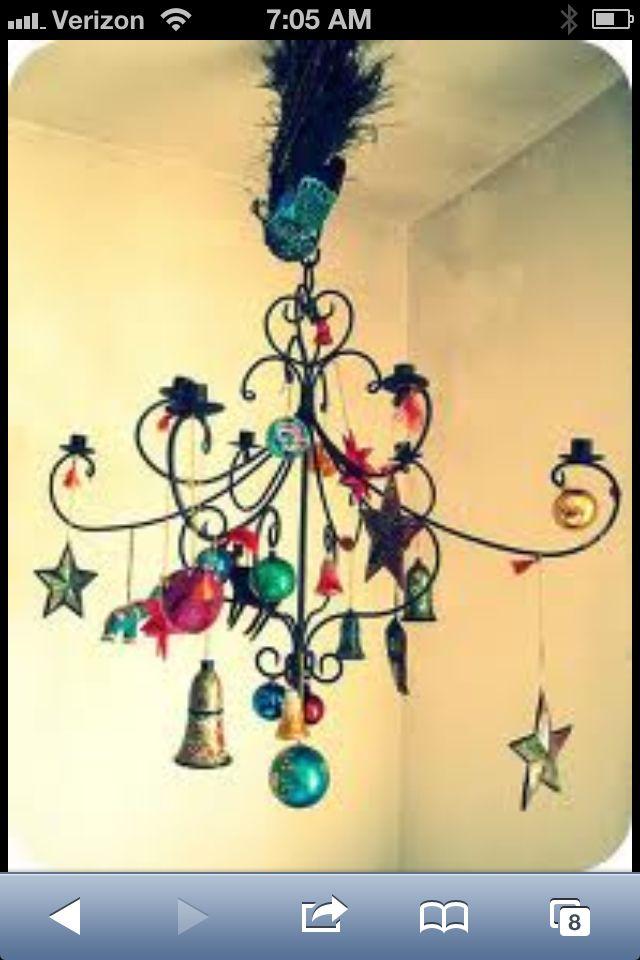 Christmas Chandelier :)