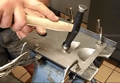 Video After Watching This You Ll Never Tackle A Job Without A Speed Square Again Page 2 Of 2 Metal Working Sheet Metal Work Metal Shaping
