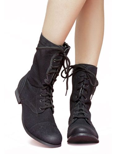 pics for gt colored combat boots for girls