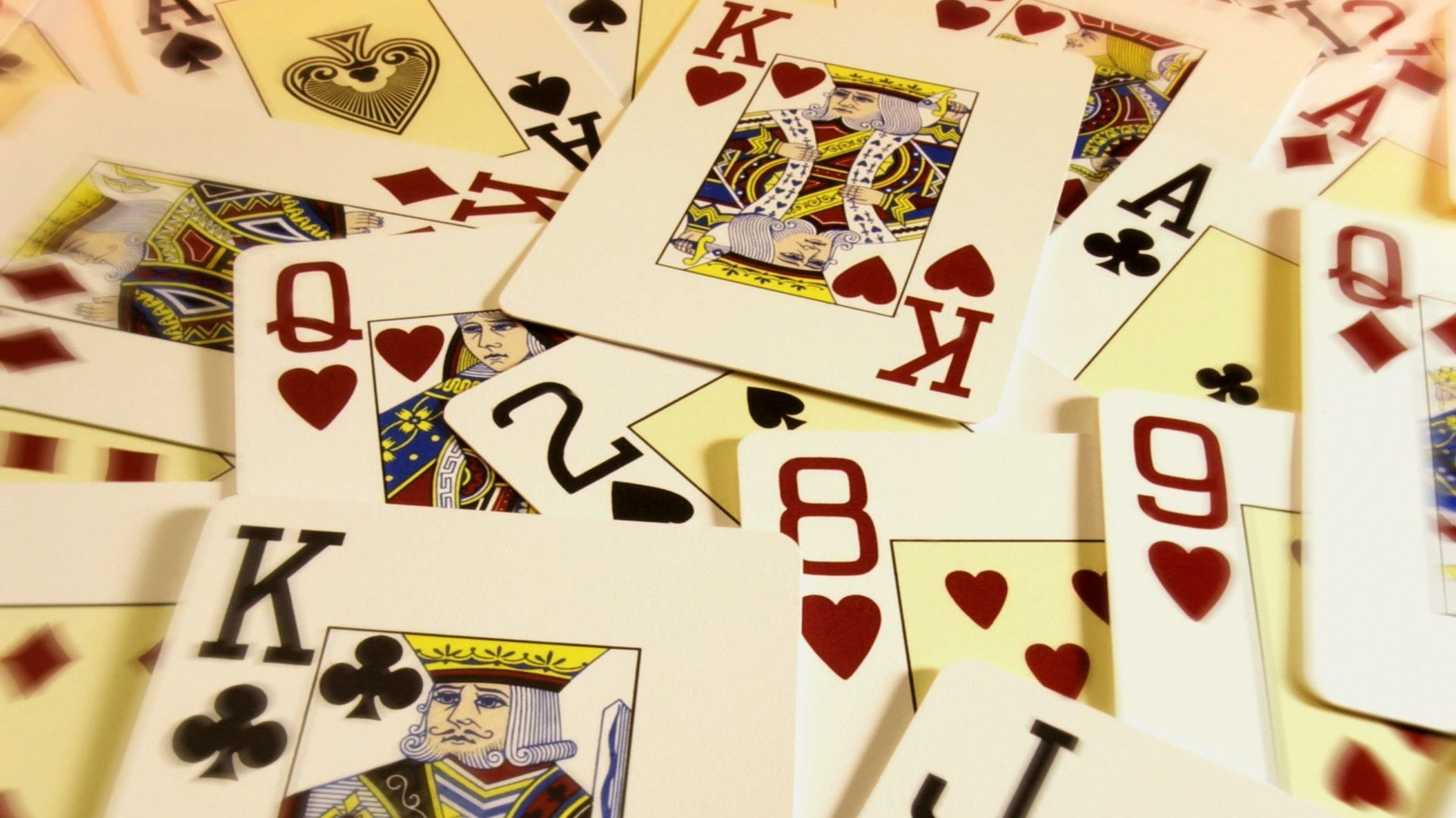 Card Poker Hd Wallpapers | Poker cards, Playing card deck, Rummy
