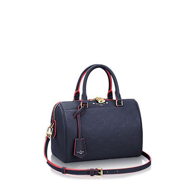 ebbfc0290c06 Speedy Bandoulière 25 Monogram Empreinte Leather in Women s Handbags  collections by Louis Vuitton
